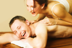 Using Massage to Open Up Communication Lines in the Bedroom