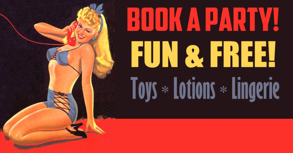 book a sex toy party